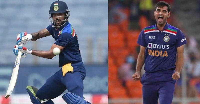 श्रीलंका दौरे के लिए शिखर धवन को कप्तान और भुवनेश्वर को उपकप्तान चुना गया है