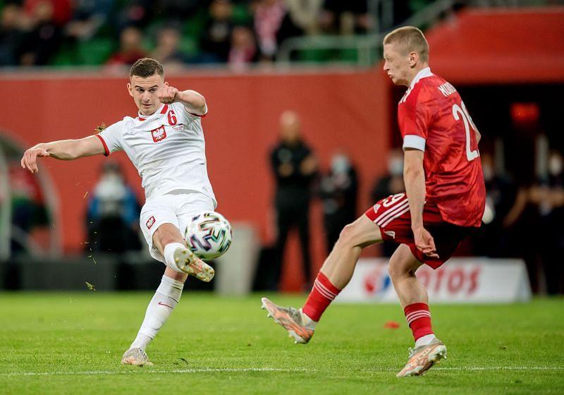 Kozlowski has impressed for Poland at Euro 2020