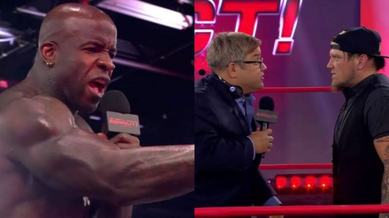 Moose and Sami Callihan hijack IMPACT Wrestling and demand Kenny Omega