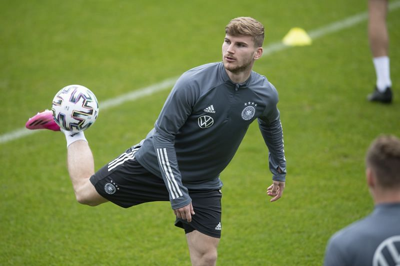 Timo Werner could join Real Madrid.