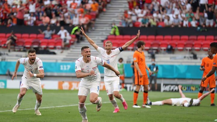 The Netherlands were the favourites to reach the quarter-finals but were shown the door in the Round of 16.