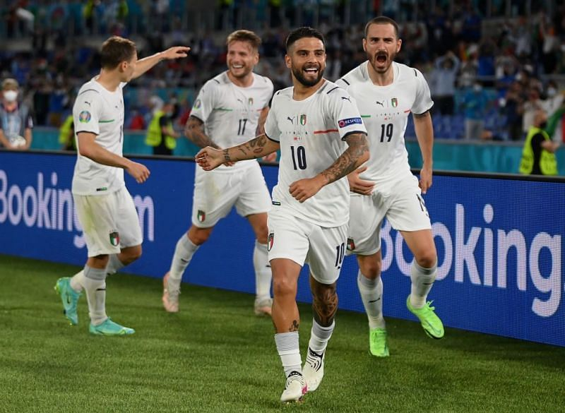 Italy recorded a comfortable win over Turkey to open their Euro 2020 campaign