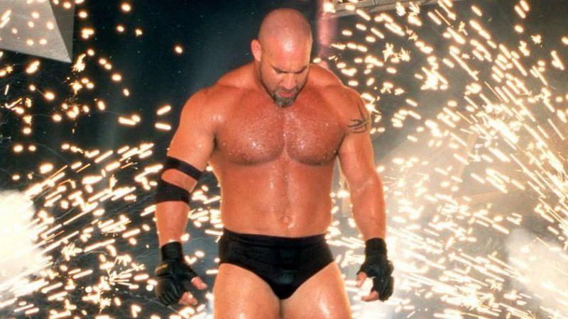 Goldberg was one of WCW