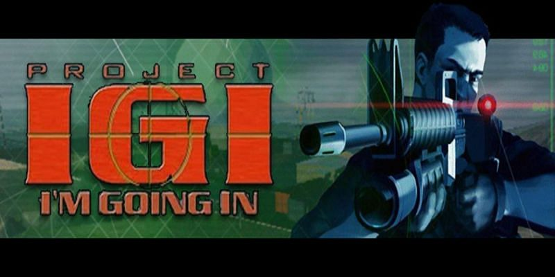 IGI is an action-packed game (Image via Wallpapercave)