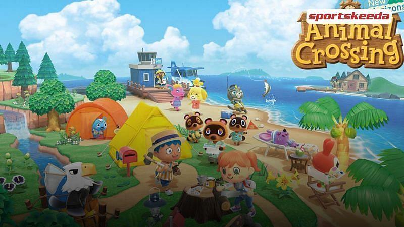 Death in Animal Crossing: New Horizons explained (Image via Sportskeeda)
