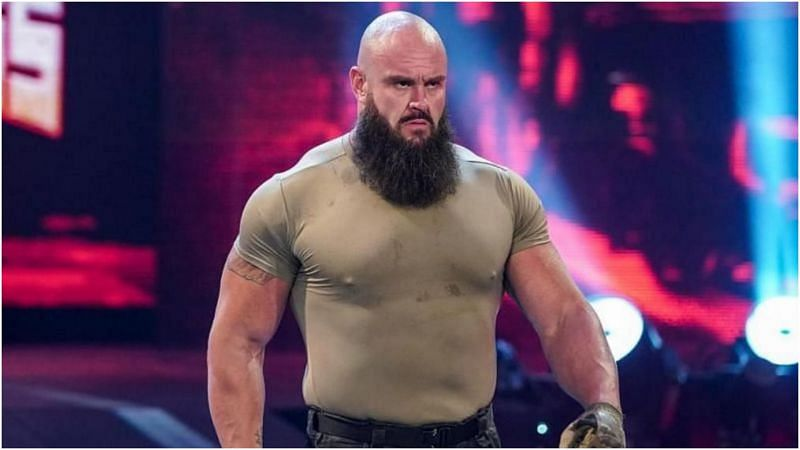 Braun Strowman has been released by WWE