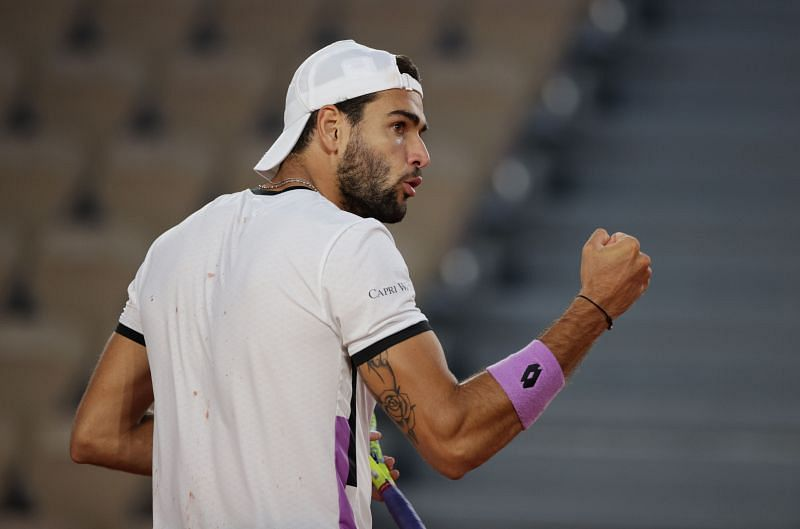 Matteo Berrettini has been handed a free passage to the quarterfinals