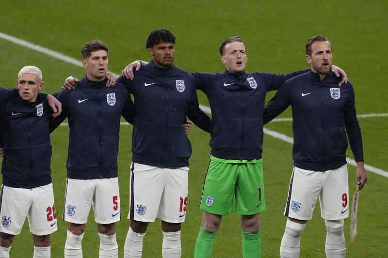 England take on Czech Republic this week