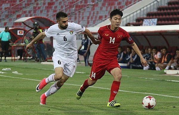 Kuwait take on Jordan on Friday