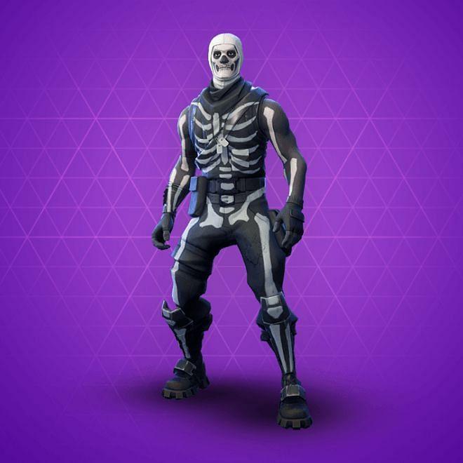 Skull Trooper. Image via Fortnite Skins