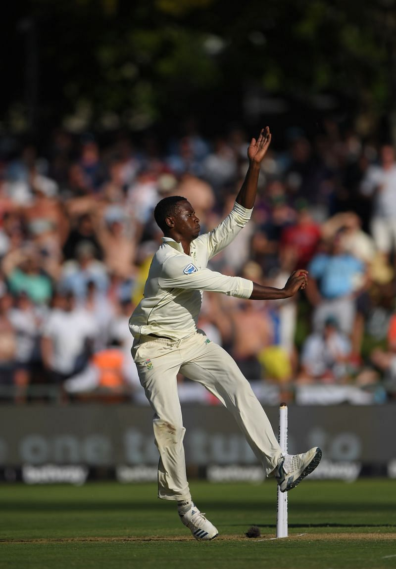 South African pacers outbowled their West Indies counterparts