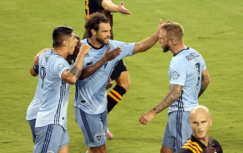 Sporting Kansas City have a strong squad