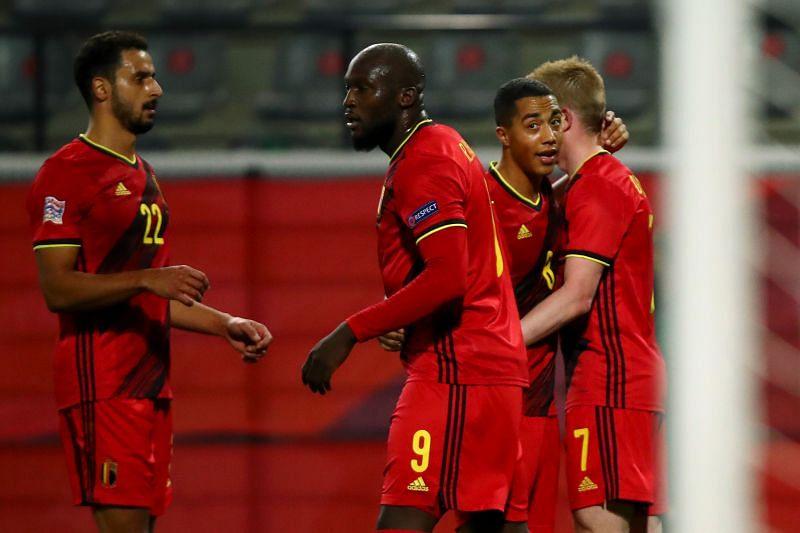 Belgium take on Finland this week