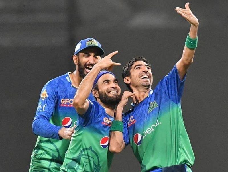 Multan Sultans are on a three-match winning spree. Pic: Multan Sultans/ Twitter