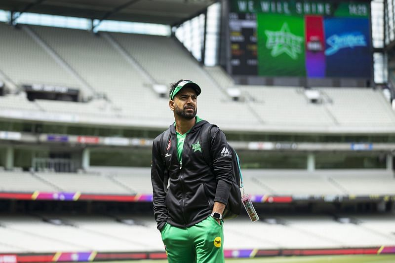 Haris Rauf has played only three first-class matches