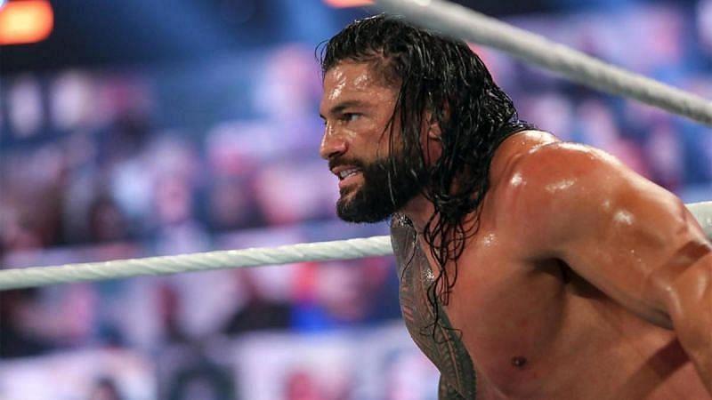 WWE समरस्लैम (SummerSlam) 2021 में रोमन रेंस का होगा बड़ा मैच