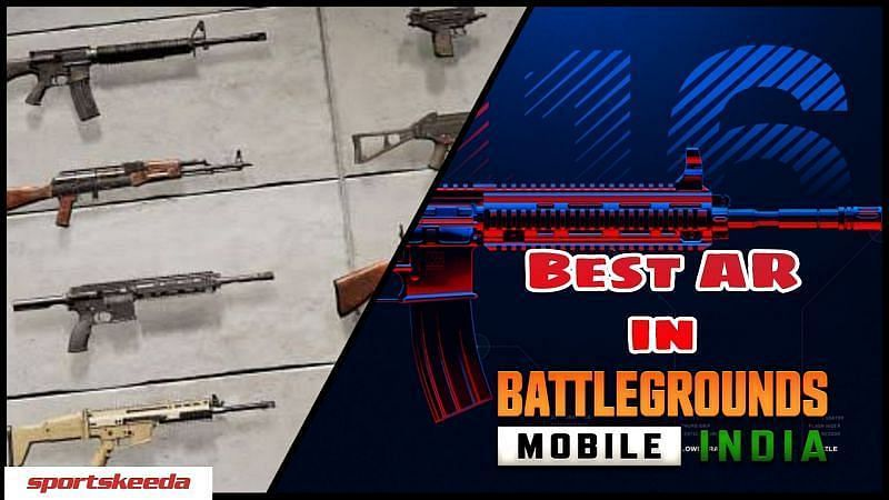 Choose your weapon combination carefully in BGMI