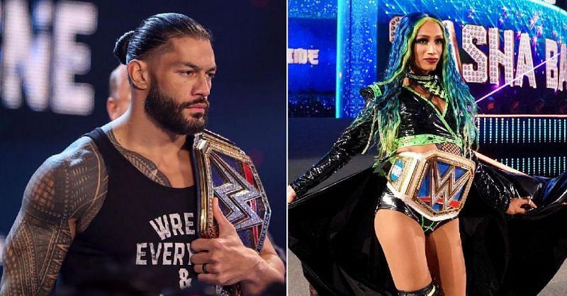 Several current WWE Superstars have broken character on live tv