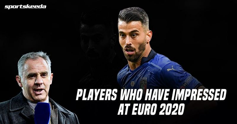 UEFA Euro 2020 has seen a handful of plauers announce themselves on the grandest stage
