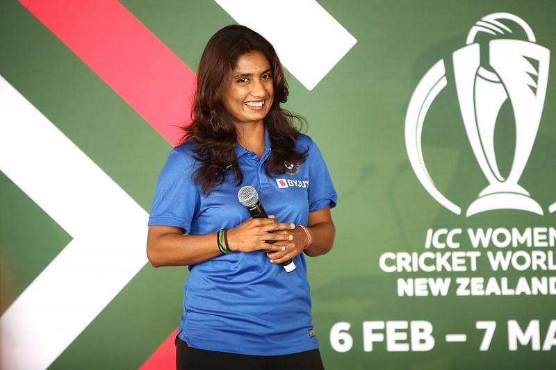 फ़िलहाल मिताली राज टीम इंडिया के साथ इंग्लैंड दौरे पर मौजूद हैं