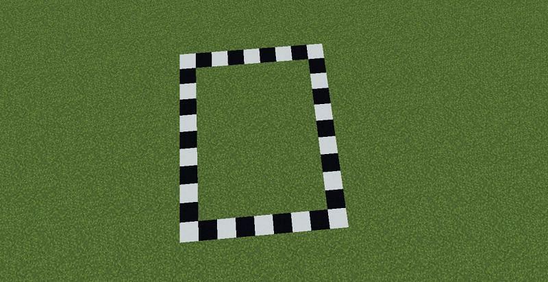 9x11 area (Image via Minecraft)