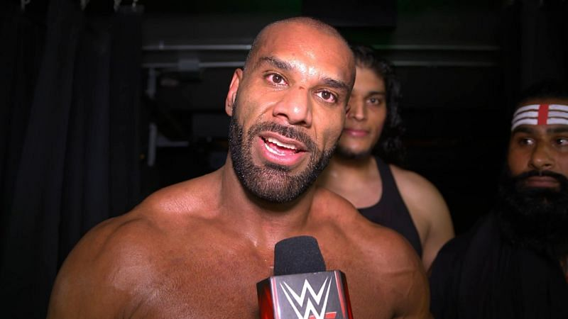 Jinder Mahal has only competed in six matches since June 2019