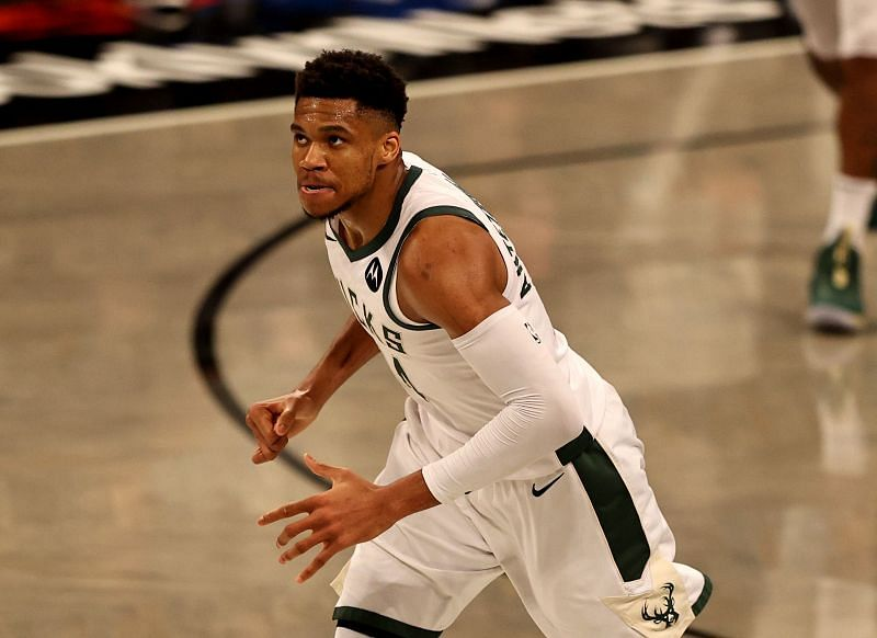 Gotta Be More Aggressive Giannis Antetokounmpo Is Looking Ahead After Milwaukee Bucks Embarrassing 125 86 Loss To Brooklyn Nets In Game 2 2021 Nba Playoffs