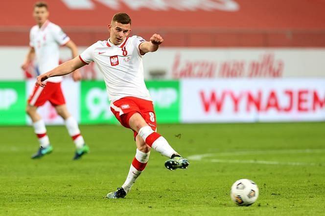 Kacper Kozlowski made Euro history against Spain