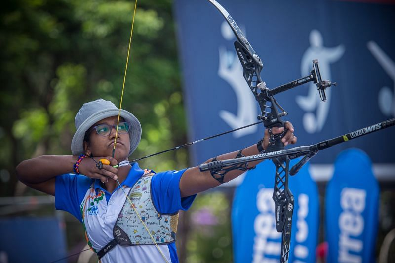 Deepika Kumari is the only Indian female archer to qualify for the Tokyo Olympics so far