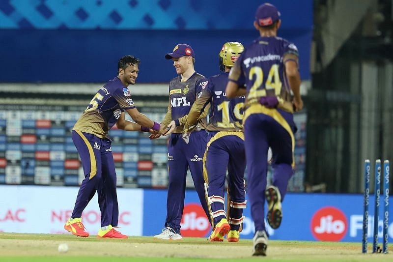 Shakib Al Hasan is likely to be unavailable for the remainder of IPL 2021 [P/C: iplt20.com]