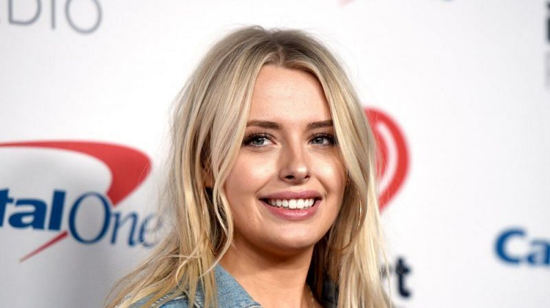 American Instagram model and YouTuber Corinna Kopf (Image via Getty Images)