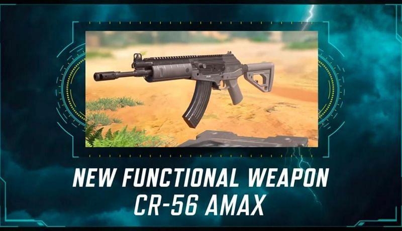 CR-56 AMAX (Image via Activision)