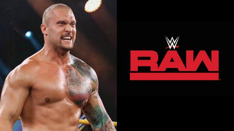 Karrion Kross has never competed in a match on WWE RAW