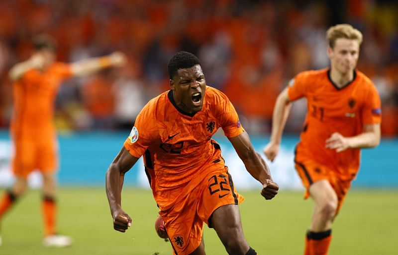 Denzel Dumfries Has Been Lethal For The Netherlands On The Right