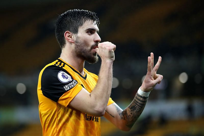 Ruben Neves is yet to play at Euro 2020
