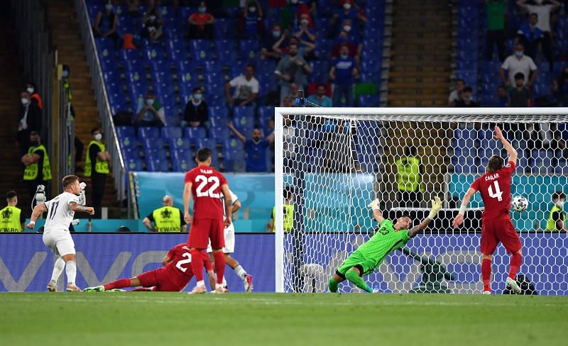 Turkey suffered a 3-0 defeat to Italy on the opening day of Euro 2020.