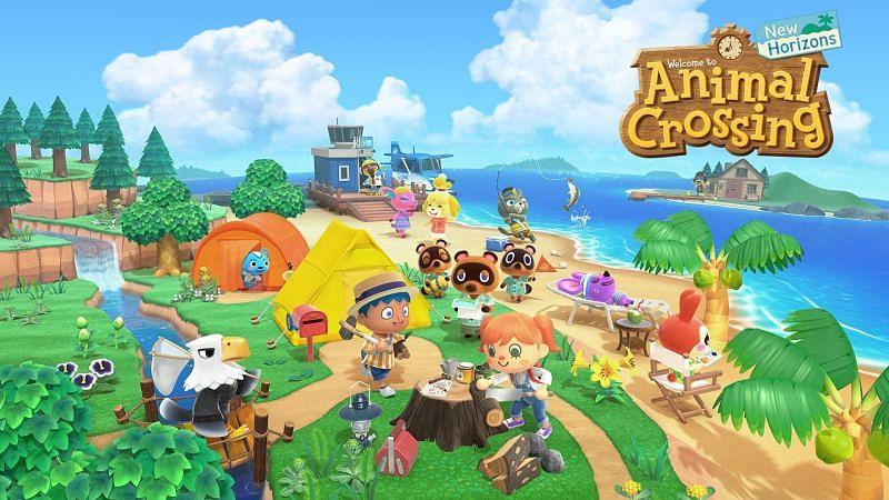 Animal Crossing: New Horizons is wildly popular. Image via Nintendo