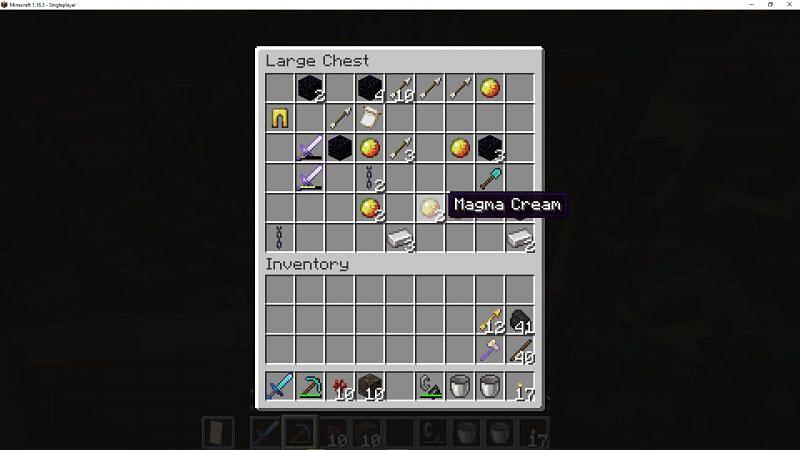 Magma Cream (Image via lifewire)