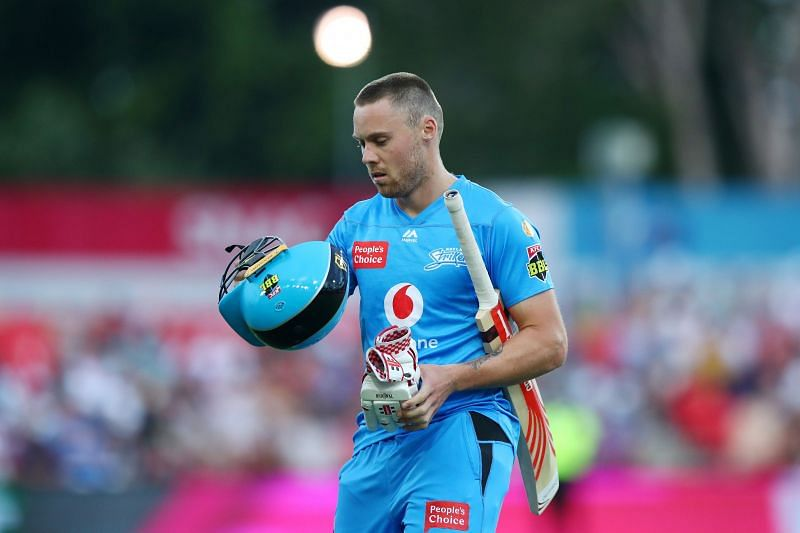 BBL - Strikers v Sixers