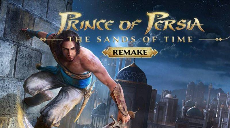 Prince of Persia: Sands of Time Remake (Image via Ubisoft)