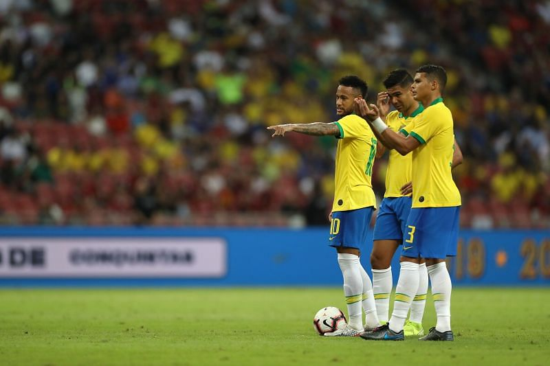 Brazil - International Friendly
