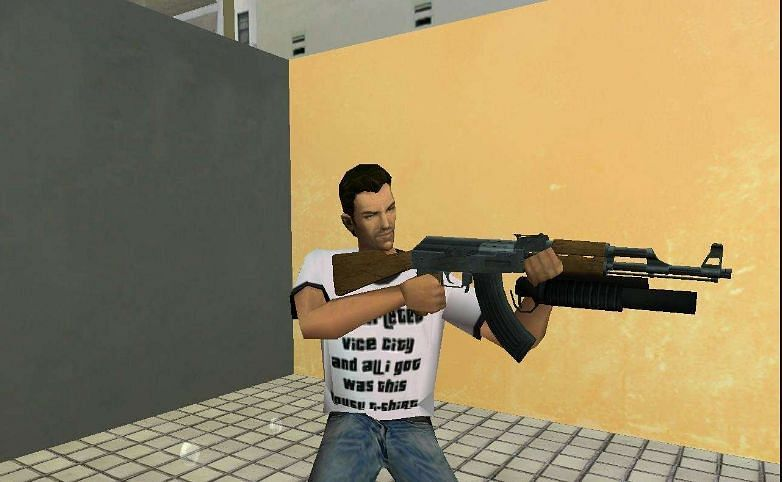 The GTA series has a rich history of beta content within their games (Image via GTA All)
