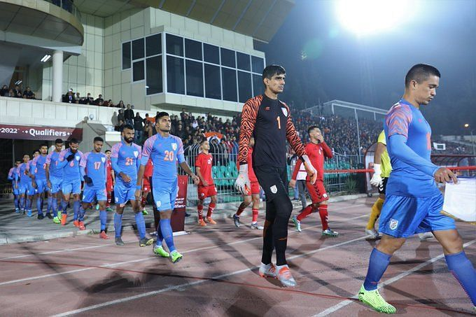 India will take on Afghanistan in their last FIFA World Cup Qualifiers fixture
