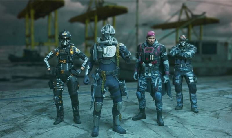 Upcoming Epic Operators in Season 5 Battle Pass (Image via Activision)