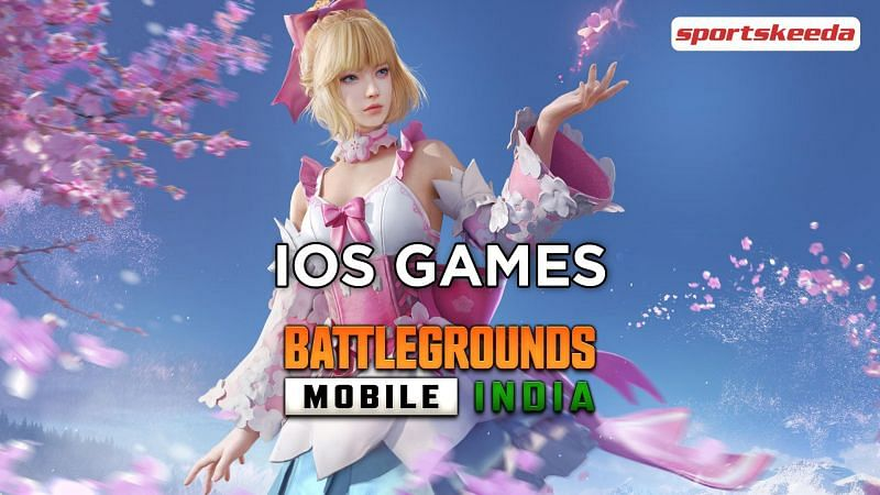 Best iOS games like Battlegrounds Mobile India