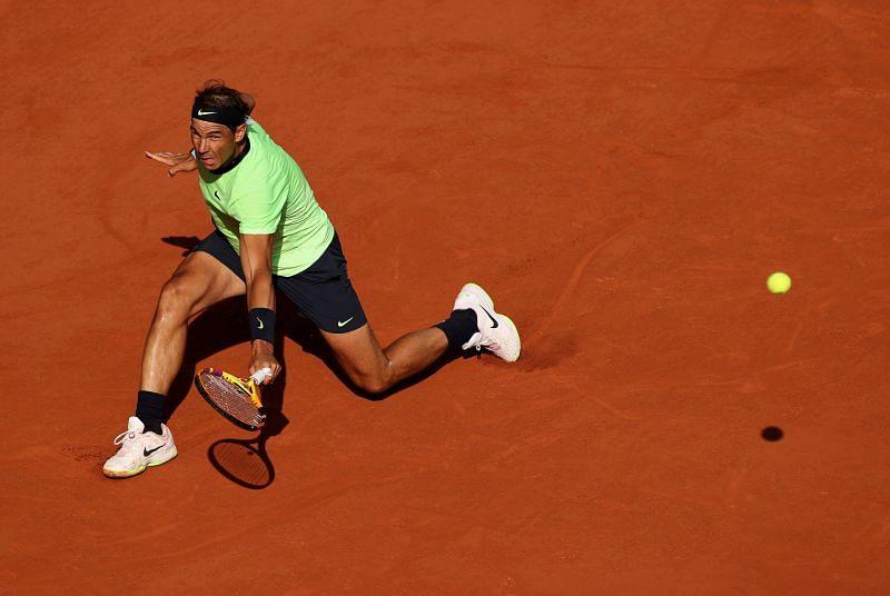 Rafael Nadal will next face Diego Schwartzman
