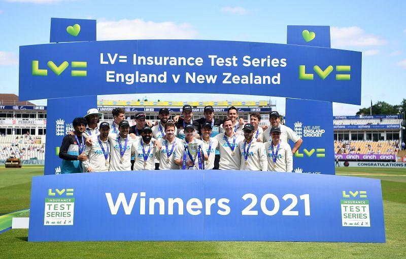 """World Test Championship Final: """"The New Zealand team was never so good"""" -  Salman Butt"""