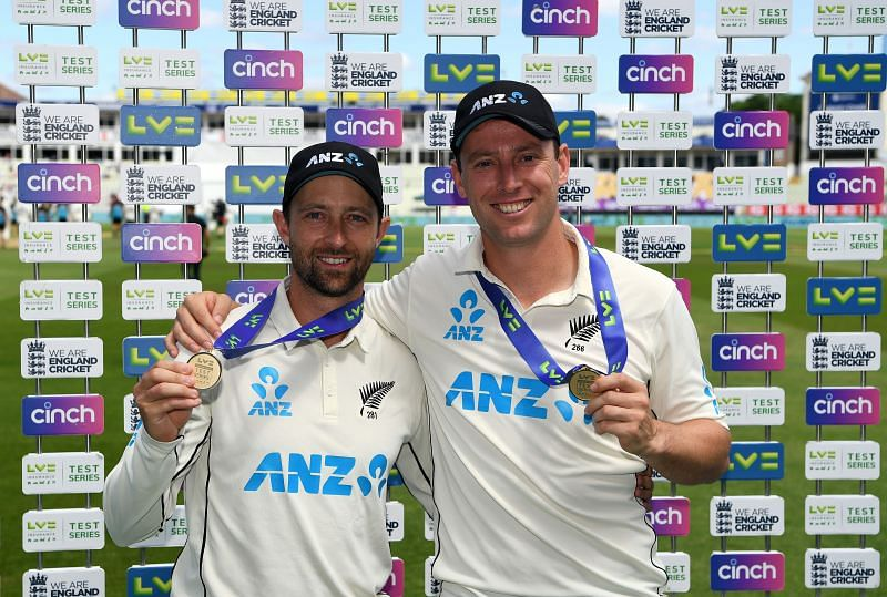 Devon Conway and Matt Henry guided New Zealand to a series win