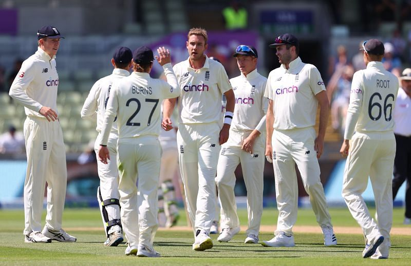 England finished fourth in the first edition of the World Test Championship