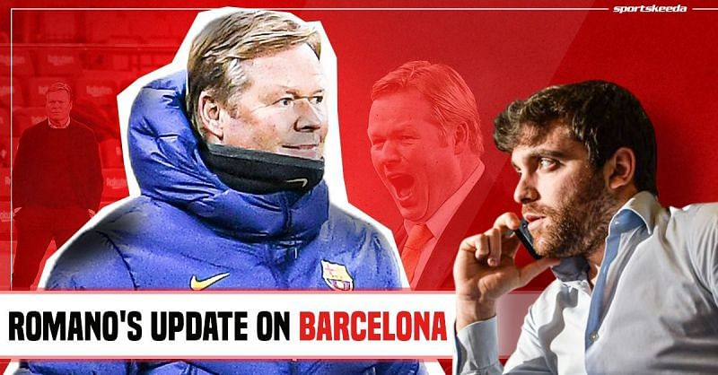 Barcelona are making some interesting decisions in this transfer window